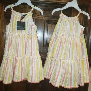 Cynthia Rowley girl's spring Easter summer dress